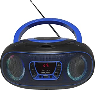 Amazon.es: radio fm bluetooth portatil