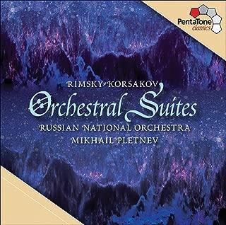 Rimsky-Korsakov, N.A.: The Snow Maiden Suite / Legend of the Invisible City of Kitezh / Night on Mount Triglav