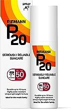 Riemann P20 Sun Filter 100ml Spf50+