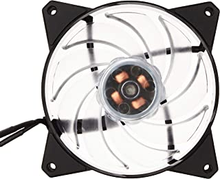 Cooler Master R4-C1DS-20PC-R1 MasterFan MF120R RGB 2000 RPM Cooling Fan with 9-Blade Design