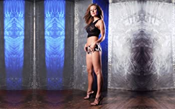 Sasha Alexander sexy hot posing (8 inch by 10 inch) PHOTOGRAPH TL