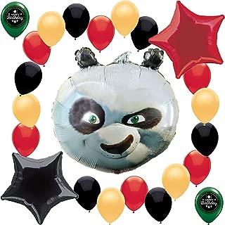 Kung Fu Panda Balloon Decoration Bundle