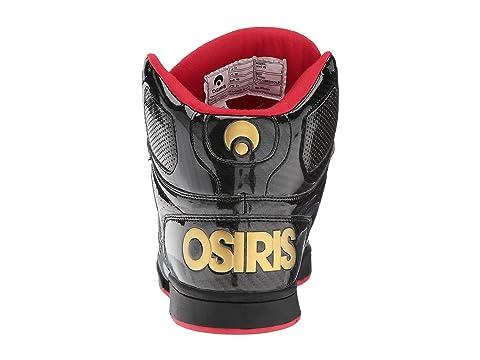 Noir Osiris Rouge Rouge Goldcharcoal Nyc83 meilleur Choisissez un ZOqI11