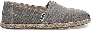 حذاء حريمي كلاسيكي معدني من TOMS، متعدد الألوان (طبيعي) - - 40 EU