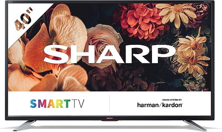 Tv sharp aquos lc-40bg5e - 40