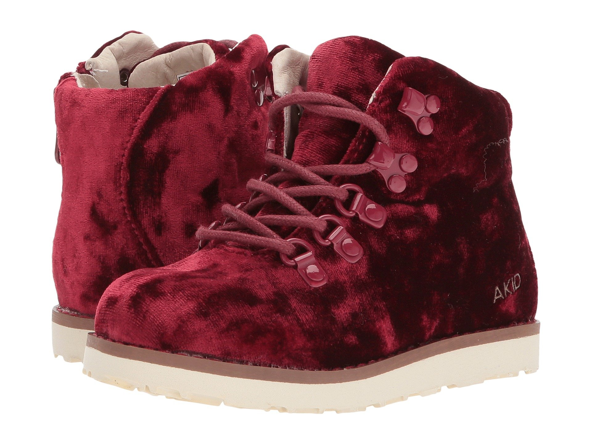 Boots, Red, Girls | Shipped Free at Zappos