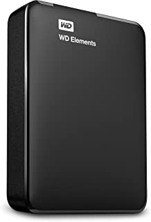 WD 西部数据 ELEMENTS 便携式外置硬盘 1.5 TB