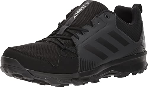 Adidas outdoor Men's Terrex Tracerocker GTX Trail Running chaussures, noir Carbon, 12.5 D US