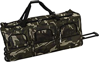 types of duffel bags