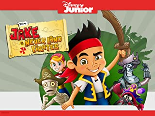 Jake and the Never Land Pirates Volume 6