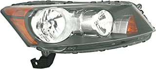 Dorman 1592189 Passenger Side Headlight Assembly For Select Honda Models