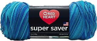 Red Heart Super Saver Yarn-Macaw