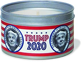 product image for Aunt Sadies Donald Trump 2020 Presidential Campaign Mini Candle, Red/White/Blue