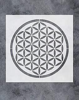 Best sacred geometry tile Reviews