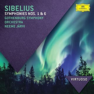 Virtuoso Sibelius Symphonies 1 6