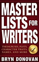 lists for writers