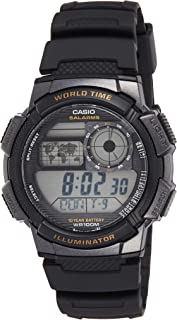 Casio Watch For Men Digital Casual Quartz