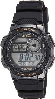 ساعة يد رقمية كاجوال بحركة كوارتز للرجال من كاسيو