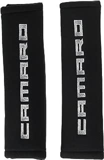 Camaro Seatbelt Harness Pad (Black with Silver)