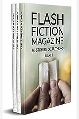 Flash Fiction Magazine - Books 1-3 Kindle Edition