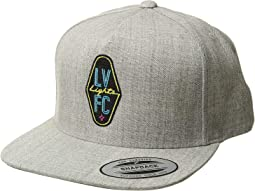 Las Vegas Lights Snapback Hat