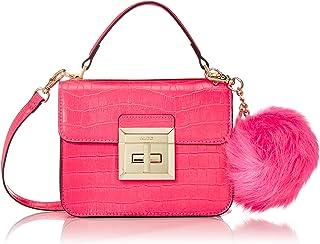 Aldo Mini Top Handle Handbag Chiadda, Bright Pink