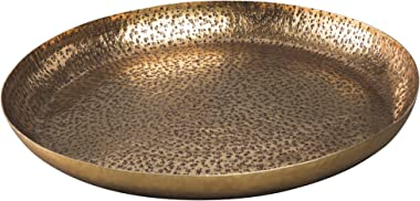 Ashley Furniture Signature Design - Morley Tray - Brass