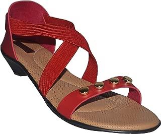 Hero Shoe Line Tan & Black Back Sandal