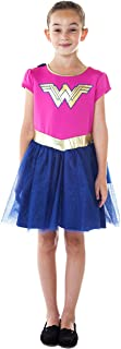 Girls Ages 4-12 Costume Dress Up - Wonder Woman or Supergirl
