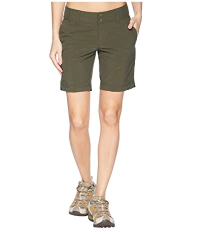 ExOfficio Sol Cool Nomad Shorts (Nori) Women
