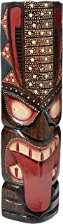 FOREVER BAMBOO MASK20-1 Hawaiian Tiki Mask, 20