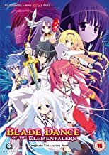 Blade Dance Of The Elementalers Complete Season 1 Collection