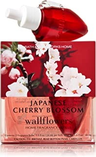 Bath and Body Works Wallflowers Refill Bulbs 2 Pack Japanese Cherry Blossom