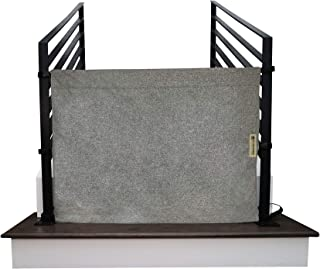 Best wall to banister gate Reviews