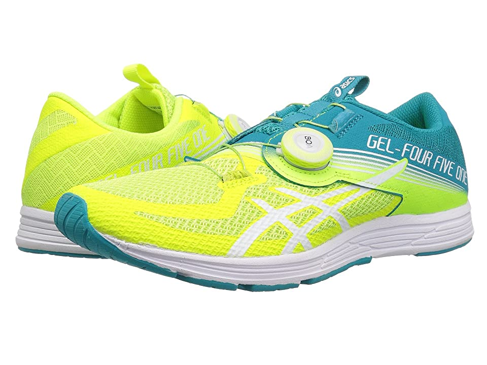 ASICS GEL-451 (Flash Yellow/Lagoon) Women