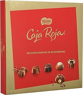 comprar comparacion NESTLÉ CAJA ROJA Bombones de Chocolate - Estuche de bombones 200 g