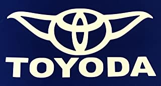 Best cool toyota stickers Reviews