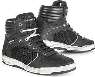 Stylmartin Motorrad Schuhe Shiver Low Stiefel Black-42