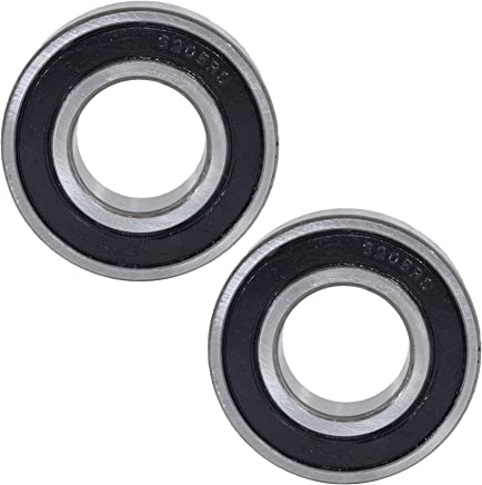 AB Tools Trailer Double Row Sealed Ball Bearing 513055 30 x 58 x 42mm for Peak Drums