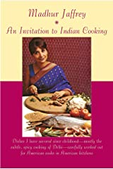 An Invitation to Indian Cooking: A Cookbook Paperback