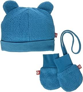 Zutano Baby Cozie Fleece Hat & Mitten Set