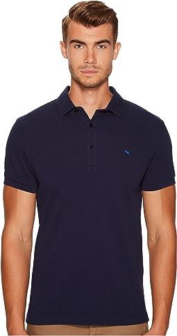 Etro - Polo w/ Contrast Collar