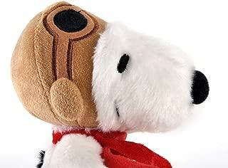 Aurora World 7.5-Inch Peanuts Snoopy Pilot Soft Toy