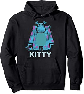 Monsters Inc. Sulley Kitty Color Chalk Graphic Hoodie