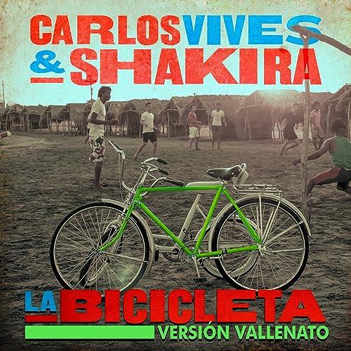 La Bicicleta (Versión Vallenato) de Carlos Vives & Shakira en ...