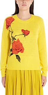 DRIES VAN NOTEN Luxury Fashion Womens TAPESTRYPR8714LIME201 Yellow Sweater   Fall Winter 19