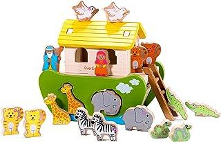 EE32686 Shape Sorting Noahs Ark