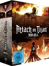 Attack on Titan - Staffel 1 - Gesamtausgabe - Blu-ray