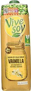 Vivesoy - Bebida de Soja sabor Vainilla - 1 L