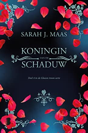 Koningin van de schaduw (Glazen troon Book 4)